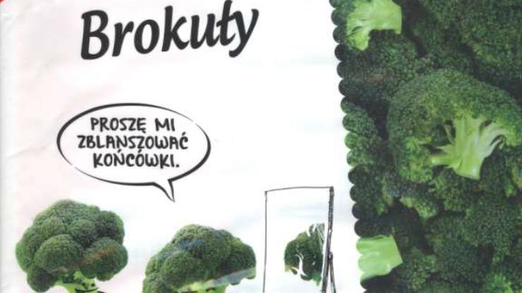 """Wycofują ze sprzedaży mrożone brokuły. """"Przekroczony  najwyższy dopuszczalny poziom pozostałości pestycydów"""""""