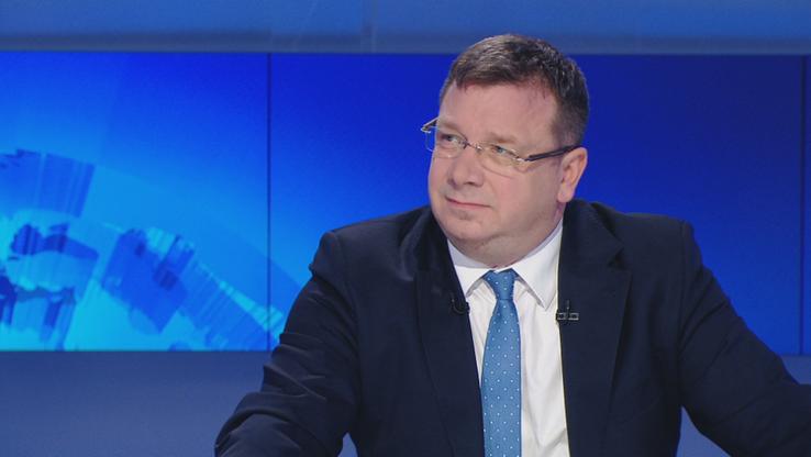 """Minister Michał Wójcik wyzdrowiał z Covid-19. """"Było przez chwilę ciężko"""""""