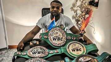 Makabu obronił tytuł mistrza świata WBC kategorii junior ciężkiej