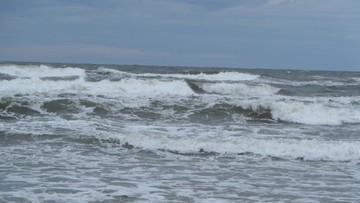 Plama ropy na Bałtyku. Ma długość 34 kilometrów