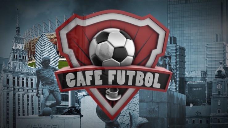Majewski gościem Cafe Futbol