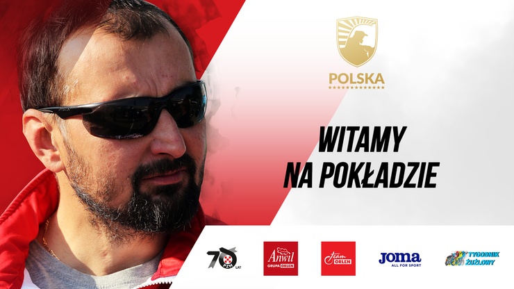 Rafał Dobrucki trenerem Żużlowej Reprezentacji Polski