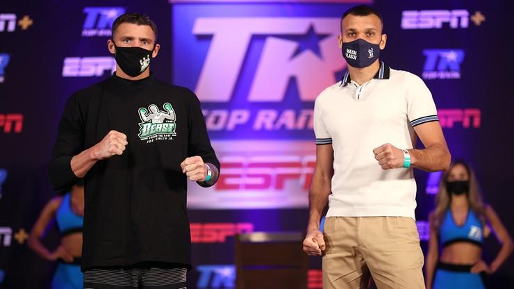 Joe Smith Jr: Pracował na budowie, zostanie mistrzem świata w boksie?