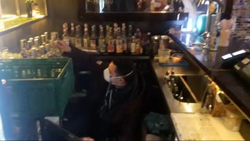 """Nocna interwencja policji w warszawskim klubie. """"Zabezpieczyliśmy cały alkohol"""""""