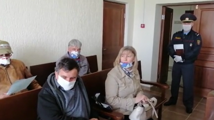 Ukrywanie prawdy o pandemii i walka z niezależnymi mediami na Białorusi