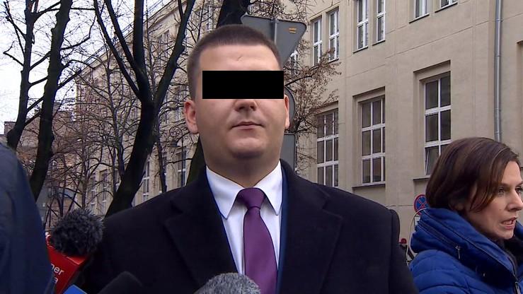Prokuratura chce przedłużyć areszt dla Bartłomieja M.