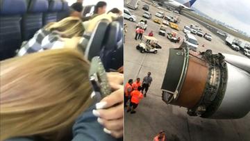 """Przerażający lot na Hawaje. """"Usłyszeliśmy huk, silnik zaczął się trząść, wypadły maski tlenowe"""""""