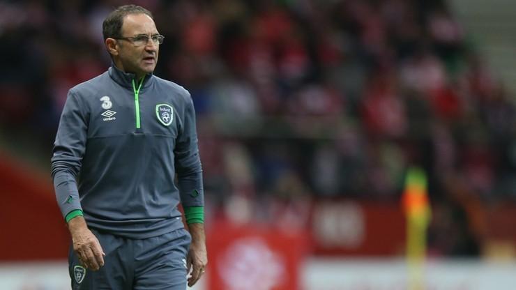 Dundalk - Legia: O'Neill zachwala piłkarzy irlandzkiego zespołu
