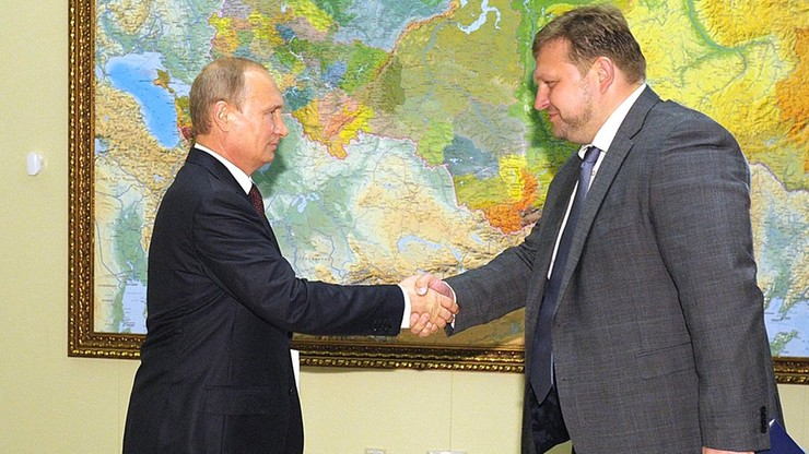 Były rosyjski gubernator skazany na 8 lat kolonii karnej