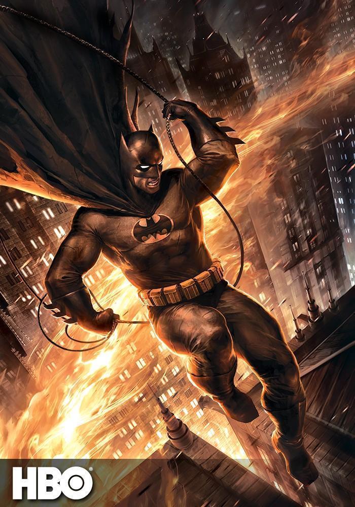 Batman: Mroczny rycerz - Powrót, cz. 2