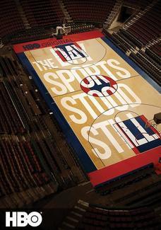 Dzień, w którym zamarł sport