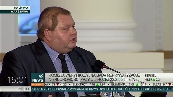Komisja reprywatyzacyjna - 16.11.17 cz.2