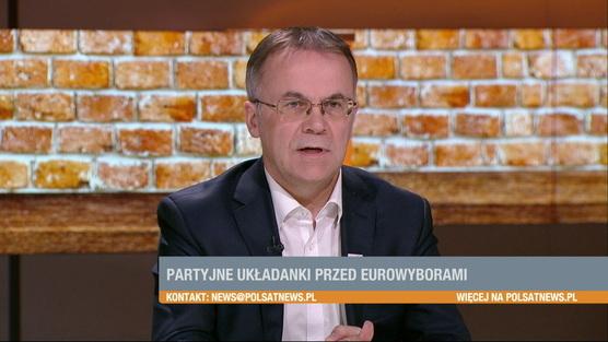 Śniadanie w Polsat News - 06.01.2019