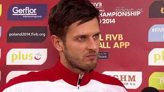 Michał Winiarski: Jesteśmy w czwórce, ale już myślimy o półfinale