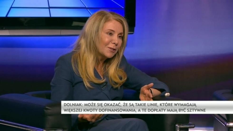 Salon Polityczny - Barbara Dolniak, Ryszard Czarnecki