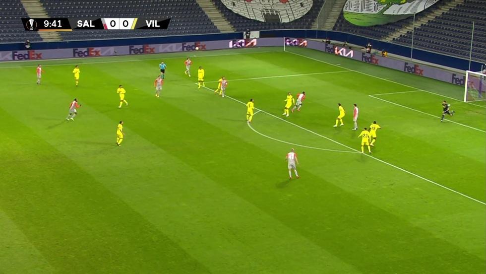 FC Salzburg - Villareal CF