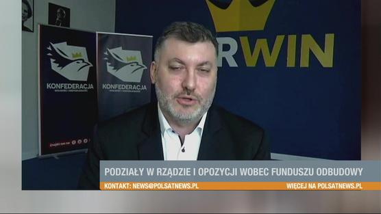 Śniadanie w Polsat News i Interii - 09.05.2021