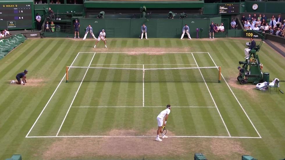 Kronika Wimbledonu 08.07.2021