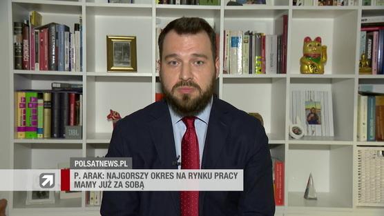 Gość Wydarzeń - Piotr Arak