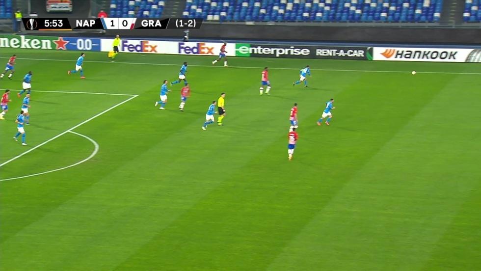 SSC Napoli - Granada CF