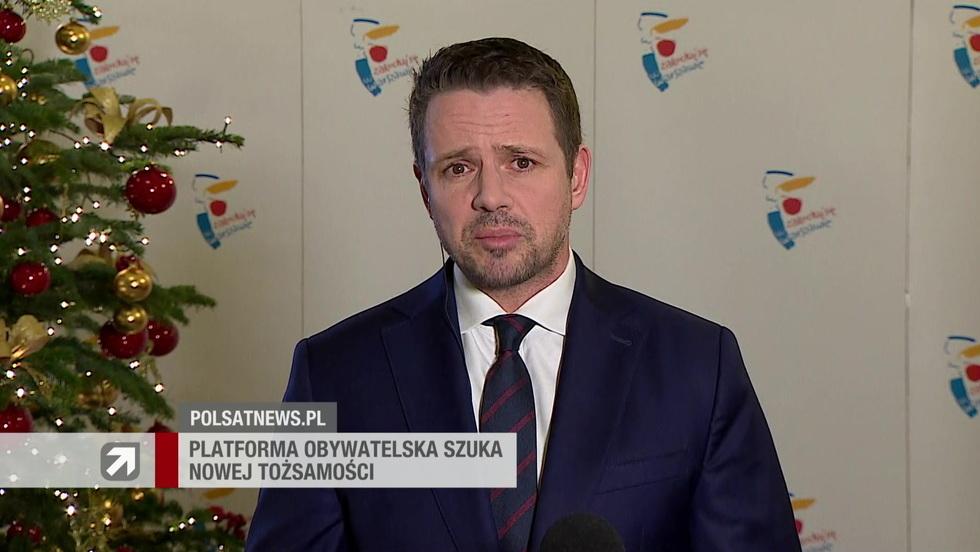 Gość Wydarzeń - Rafał Trzaskowski
