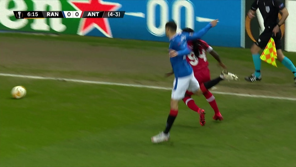 Glasgow Rangers - Royal Antwerp FC