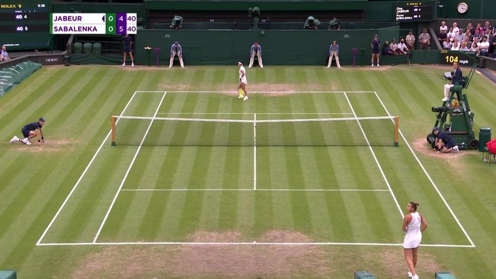 Kronika Wimbledonu 07.07.2021