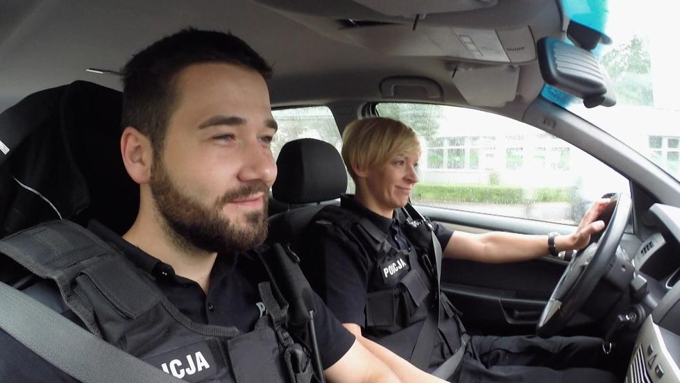 Policjantki i policjanci - Odcinek 98