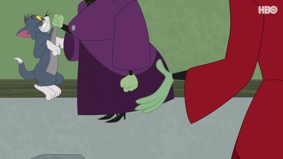 Tom i Jerry Show II, odc. 40