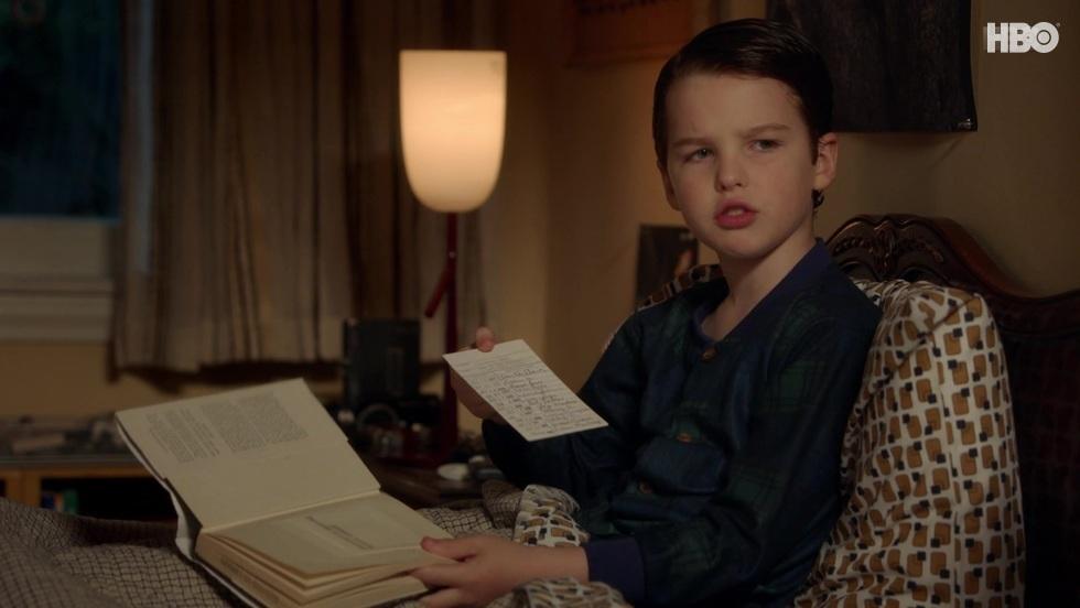 Młody Sheldon I, odc. 2
