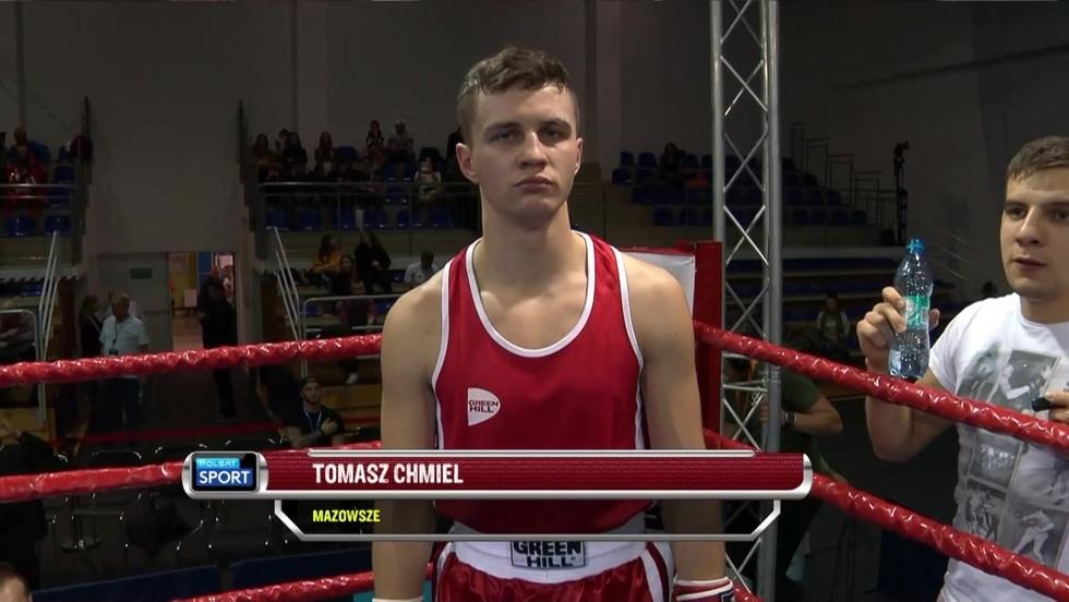 Tomasz Chmiel - Oliwole Ciosek