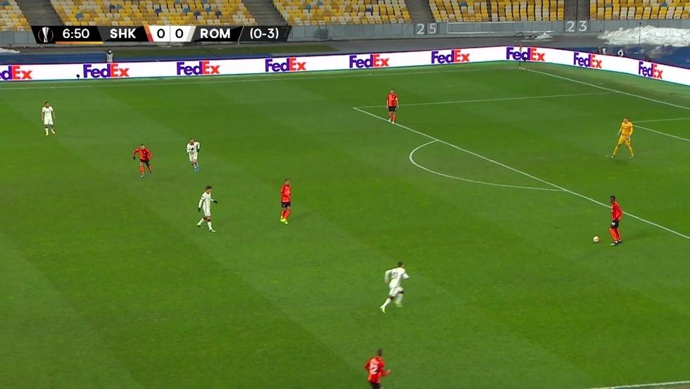 Szachtar Donieck - AS Roma