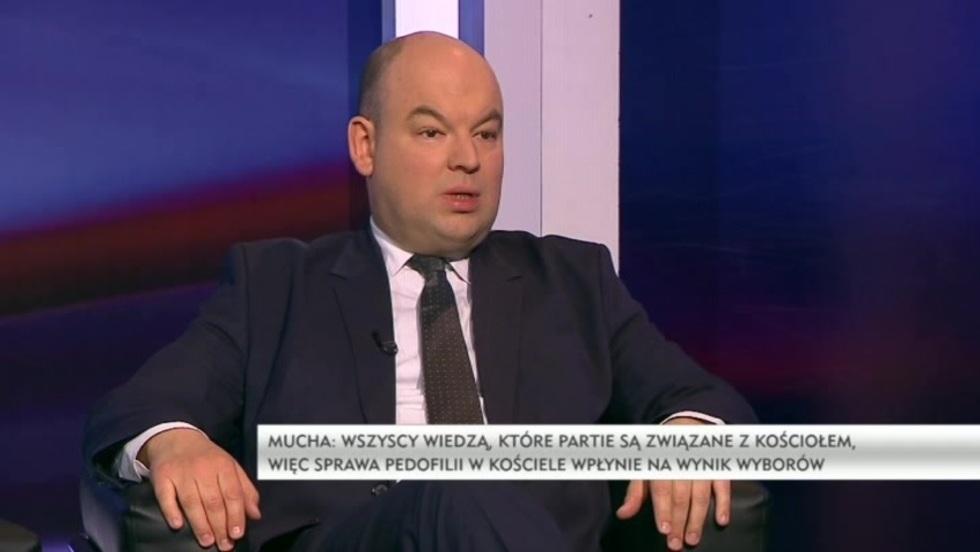 Salon Polityczny - Joanna Mucha, Jan Dziedziczak, Marek Jakubiak