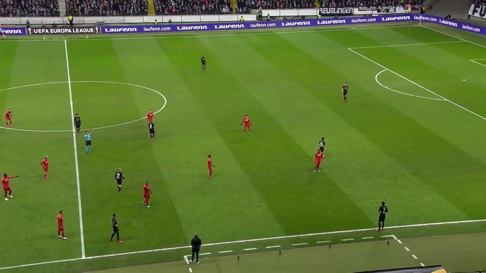 Eintracht Frankfurt - FC Salzburg