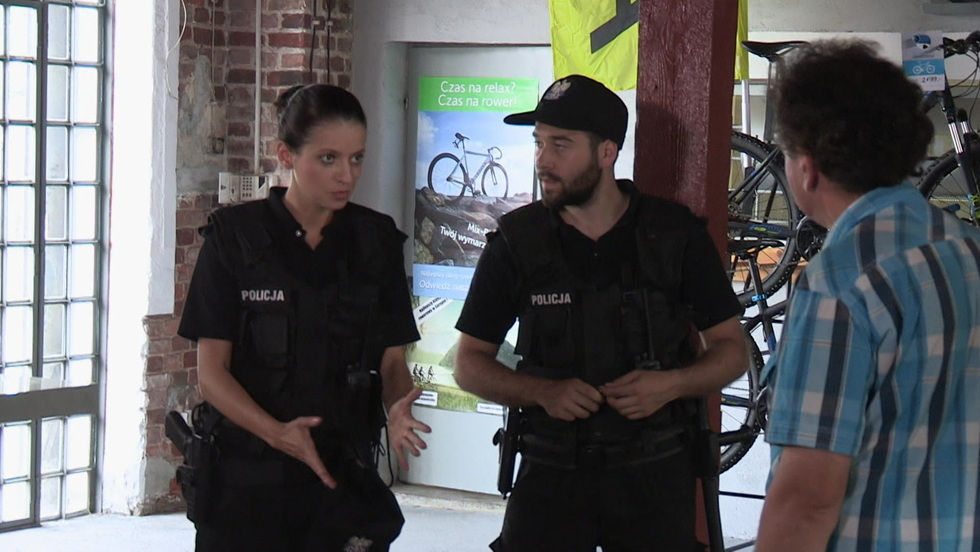 Policjantki i policjanci - Odcinek 106