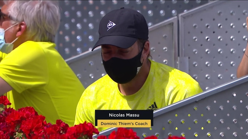 Alexander Zverev - Dominic Thiem