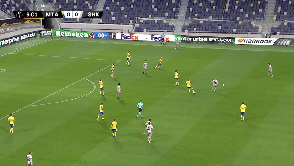 Maccabi Tel Awiw - Szachtar Donieck