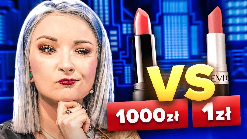 Red Lipstick Monster ocenia kosmetyki