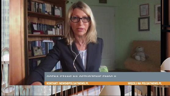 Śniadanie w Polsat News - 01.11.2020