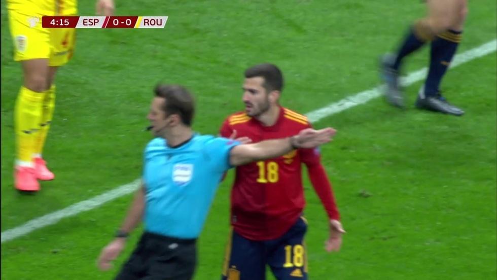 Hiszpania - Rumunia