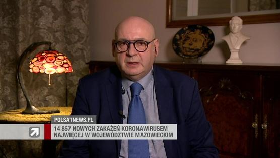 Gość Wydarzeń - Piotr Zgorzelski